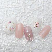 . ┴─┴┴─┴┴─┴┴─┴.✩.*˚. . くすみ系透明カラーで肌なじみ よくおとな可愛いねいるに♥ ブライダルにも人気のデザイン . ✩.*˚..┴─┴┴─┴┴─┴┴─┴ . . . . #nailstylist #nailsaddict #nailsnailsnails #coolnailart #frenchnails #simplenails #beautyas #ikebukuro #privetesalon #nailleluce  #シンプルネイル #スタイリッシュネイル #シンプルなネイルが好き #池袋南口 #プライベートサロン #ブライダルネイル #ガーデンウェディング #花嫁ネイルデザイン #大人のネイルサロン #大人のネイルアート #オトナ女子ネイル #肌なじみネイル #くすみカラーネイル #くすみピンクネイル #ふんわりネイルデザイン #ふんわりねいる #春 #夏 #ブライダル #パーティー #ハンド #シェル #押し花 #ワイヤー #ホワイト #クリア #ピンク #ジェル #ネイルチップ #hiramiu•*¨*☆*・゚〖NailLeLuce〗 #ネイルブック