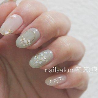 ❁鎌ヶ谷市プライベートネイルサロン フルール❁  サンプルから色々ミックス❁  ご予約は Nailbook☞Nailie☞minimo メール📧fleur_nailsalon@yahoo.co.jp メッセージからお願い致します♬  #nail#nails#naildesigns#gelmanicure#gelnails#springnails#gelnail#ナチュラルネイル#シアーネイル#春ネイル #シンプルネイル#大人ネイル#シェルネイル#ニュアンスネイル#フラワーネイル#ミントグリーンネイル#フィルイン一層残し #フィルイン#ネイルデザイン#ネイルアート#鎌ヶ谷#鎌ヶ谷ネイルサロン#鎌ヶ谷ネイル#船橋ネイルサロン#柏ネイルサロン#白井ネイルサロン#松戸ネイルサロン#nailsalonfleur #春 #オールシーズン #卒業式 #入学式 #ハンド #シンプル #ホログラム #フラワー #シェル #ニュアンス #ショート #ホワイト #グリーン #パステル #ジェル #お客様 #nailsalon FLEUR #ネイルブック