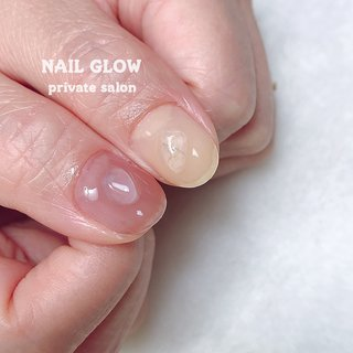 ℕ𝕖𝕨 𝕕𝕖𝕤𝕚𝕘𝕟 . . natural stone....*˚ . . . . ┈┈┈┈┈┈┈♥♥♥┈┈┈┈┈┈┈┈ 【10:00~23:30まで営業】 ・丁寧ケアで4週間以上の長持ちネイル ・爪が薄い ・溶剤を使用したくない ・爪のピンクの部分を伸ばしたい ・爪の形がコンプレックス ・美しいフォルム&ちゅるんネイルがしたい ・相談しながらデザインを決めたい ・人目を気にせずのんびり過ごしたい 当サロンへ、お任せください♡ ┈┈┈┈┈┈┈♥♥♥┈┈┈┈┈┈┈┈   #ジェルネイル #ジェルネイルデザイン#トレンドネイル #大人ネイル#ネイルデザイン#うる艶#大人可愛いネイル#上品ネイル#オフィスネイル#艶ネイル#ちゅるんネイル #フィルイン一層残し #フィルイン #深谷 #深谷ネイル #深谷ネイルグロウ #熊谷ネイル #籠原ネイル#maogel導入サロン埼玉 #maogel導入サロン深谷市 #ネイルブック掲載店#モテネイル#ナチュラルネイル#シンプルネイル#ネイルブック公式サロン#ルビケイト導入サロン埼玉県 #ニュアンスネイル #天然石ネイル #オールシーズン #オフィス #デート #女子会 #ハンド #ワンカラー #ニュアンス #イエロー #ブラウン #ジェル #NAIL GLOW #ネイルブック