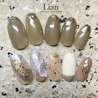 #private nail salon Lian #ネイルブック