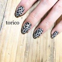 #TORICO #ネイルブック