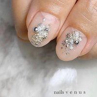 Aコースのお客様ネイル✩.*˚silver好きなお客様にシルバー詰め込み◡̈*.。#nail #nails #naildesign #nailart #art #glitter #gelnails #paragel #silver #access #fashion #followme #follow #tagsforlikes #like4like #flowers #美甲 #маникюр #네일아트 #metal #ひばりヶ丘 #ひばりヶ丘ネイルサロン #ひばりヶ丘ネイルサロンvenus #ひばりが丘ネイルサロン #西東京市ネイルサロン #新座ネイルサロン #保谷ネイルサロン #東久留米ネイルサロン #練馬ネイルサロン #西武池袋線ネイルサロン #ひばりヶ丘 #ひばりヶ丘ネイル #ひばりヶ丘ネイルサロン #ひばりが丘ネイルサロン #西東京市ネイルサロン #春 #オールシーズン #卒業式 #入学式 #ハンド #ラメ #グラデーション #ホログラム #ビジュー #ミラー #ミディアム #メタリック #モノトーン #ジェル #お客様 #ひばりヶ丘まつげネイルズヴィーナス #ネイルブック