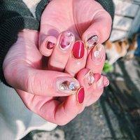 ご予約はトップページ メッセージ又は電話、ネット予約よりお願いします🙇🏼♀️ #nail#nails#naildesign #ネイルサロン#佐世保ネイル #佐世保ネイルサロン#nailbynao #ハンド #NAO #ネイルブック