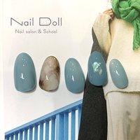 #ニュアンス #ムラネイル #Nail Doll スタッフ #ネイルブック