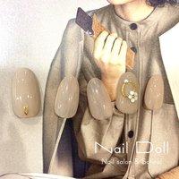 #フラワー #Nail Doll スタッフ #ネイルブック