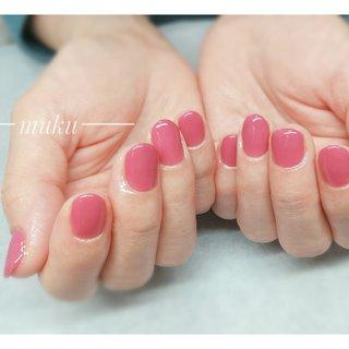 大人女性に似合うカラー 沢山ご用意しております✨  #ピンクネイル   ---------------------  グレー ベージュ スモーキーカラー 得意です♪  お爪に優しいパラジェル使用。  サロン初心者の方でも安心✨ お肌に合うカラーをご希望に合わせてブレンド致します。  お気軽にご相談ください!  #春ネイル #muku #mukunail #ebisu #オフィスネイル #上品ネイル #大人ネイル #大人上品ネイル #大人の指先 #美爪 #パラジェル #オーダーメイドネイル #シンプルネイル #ネイルケア #恵比寿プライベートネイルサロン #隠れ家サロン #恵比寿 #恵比寿ネイルサロン #春 #オールシーズン #ハンド #ワンカラー #ショート #ピンク #ジェル #お客様 #tomo #ネイルブック
