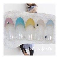 ・spring color nail・ ・ ・ ・ ・ ・ NA.color 's ・ ・ ・ ------------------------------------------ 爪を大切に安心して付け替えが出来るフィルイン導入サロン・ ・ ♣︎ご予約はプロフィール画面よりお願いします @nailsalon_na.colors ・ ♣︎お問い合わせはこちらよりお願いします LINE ID→@jsw8391c(@を付けて検索) ・ ・ #フィルイン #精華町ネイルサロン #プライベートサロン  #癒しの空間 #ジェルネイル #パーソナルカラー診断 #ショートネイル #シンプルネイル #パラジェル #ココイスト #精華町 #新祝園駅 #祝園 #奈良市 #木津川市 #高の原 #NAcolors  #ナカラーズ #春ネイル2020 #フレンチネイル  ----------------------------------------- #春 #ハンド #フレンチ #ビジュー #ミディアム #パステル #ジェル #ネイルチップ #NA.colo's ナカラーズ #ネイルブック
