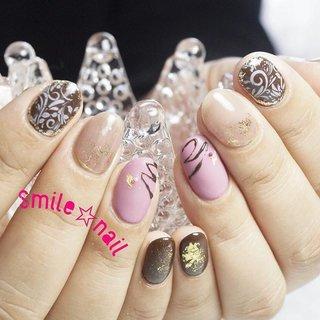 大田原定額ネイルサロン Smile☆nailのyukariです(*^^*) 2月のセレクトコースデザイン✨ バレンタインぽくチョコレートネイル🍫 美味しそうに仕上がりました❤️ ご来店ありがとうございます😊 ☆,。・:*:・゚'☆,。・:*:・゚'☆,。・:*:・゚' ご予約は#ネイルブック 又は プロフィールのURLから☆ 是非【Nail book】アプリをご利用下さい❤️ ☆,。・:*:・゚'☆,。・:*:・゚'☆,。・:*:・゚' ラクマでピアス ミンネでネイルチップを販売してます ٩( ᐛ )و  ネイルチップ→ミンネ https://minne.com/5116ykr (スマイルネイルで検索‼︎) ピアス→ラクマ https://fril.jp/shop/Smile_bijou (スマイルビジュー ネイリストで検索‼︎) ☆,。・:*:・゚'☆,。・:*:・゚'☆,。・:*:・゚' #smilenail #スマイルネイル #大田原市ネイルサロン #大田原市ネイル #大田原ネイルサロン #大田原ネイル #大田原定額ネイル #那須塩原ネイル #那須塩原ネイルサロン #ネイルサロン #西那須野ネイルサロン #お洒落ネイル #個性派ネイル #派手カワネイル #オーダーチップ #nailpicbeaut #美爪 #ミンネ #minne #nailbook #ネイリスト仲間募集 #ネイル好きな人と繋がりたい #チョコレートネイル #バレンタインネイル #大人可愛いネイル #冬 #バレンタイン #デート #女子会 #ハンド #スイーツ #ホイル #マット #ミディアム #ベージュ #ピンク #ブラウン #ジェル #お客様 #Smile☆nail #ネイルブック