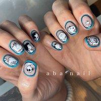 _  いつもありがとうございます!✨ #スヌーピーネイル#nail#nails#名古屋ネイルサロン#nailstagram#eye#美甲#キャラクターネイル#スヌーピー#名古屋サロン#blue#art#artwork#artist#artistry#artworks#ネイル#art#nailfashion#nailscompetition#competition#instagood#instafashion#instapic#個性的ネイル#ネイル サロン #春 #夏 #オールシーズン #ハンド #キャラクター #ショート #ターコイズ #ブルー #ジェル #tae_nail #ネイルブック