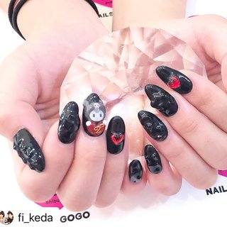 【本日空きございます😆💕】 03-5728-4343 ・ ・  #Repost @fi_keda with @make_repost ・・・ ・ 過去ネイル  #ネイル #nail #インプラントネイル #クロミネイル #3dネイル @nailsgogo #nailsgogo #NAILSGOGO shibuya nailsalon #ネイルブック