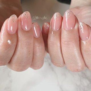 #シンプル #オフィス #ラメ#桜色#ピンク#うるつや #ワンカラー #春 #入学式 #オフィス #パーティー #ハンド #シンプル #ラメ #ワンカラー #ピンク #ジェル #お客様 #koshi #ネイルブック