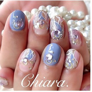 *    #purplenails 💍♡ (スライド3枚目にMovie有📹💋♥︎)    #nails#nailart#japannail#beauty#beautiful#cute#purple#fashion#gelnails#nailbook#naildesign#美甲#美爪#パープルネイル#春ネイル#夏ネイル#キラキラネイル#プッチネイル#プッチ柄ネイル#手描きアート#手描きネイル#ネイルブック#ネイルデザイン#ネイル#chiaranails       Instagram → yochan4.nail #春 #夏 #オールシーズン #パーティー #ビジュー #プッチ #ブルー #パープル #YokoShikata♡キアラ #ネイルブック