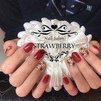 #高校生#やり放題 #ストーン埋め込み#脱毛 #Nailsalon strawberry (ネイルサロン ストロベリー) オートネイル導入店 オートネイルマスター講師 #ネイルブック
