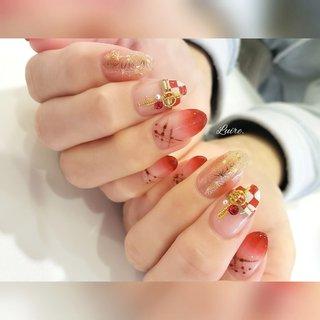 . #お持ちこみデザイン 人気の「 」ですね。 制作✨とても楽しいひとときでした✨  フォロー&👍ご覧下さりありがとうございます . *⑅︎୨୧┈︎┈︎┈︎┈︎┈︎┈︎┈︎┈︎┈︎┈︎┈︎┈︎୨୧⑅︎* ♡ 自爪の傷みが気になる。ジェルの持ちが悪い。 深爪を綺麗にしたい。お客さまお一人おひとりの悩みに寄り添い、美しい指先へと導きます。 . #大人ネイル    #美甲  #スカルプも好き  #nailstagram  #naildesigs #nailart  #鬼滅の刃   . いつもありがとうございます。  #岡崎市 #安城#豊田#幸田 #知立#岡崎#愛知  #愛知県#高浜 #岡崎市ネイル  #岡崎ネイル  #幸田町# #オールシーズン #お正月 #成人式 #ライブ #グラデーション #ビジュー #キャラクター #和 #ミディアム #ホワイト #レッド #ジェル #✨esthetic&nail Luire*リュイール*✨ #ネイルブック