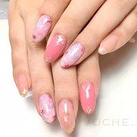 #桜 #VUCHE. #ネイルブック