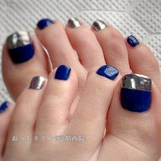 40代からの初めてのジェルネイルサロン。 丁寧なカウンセリングと技術でお迎えいたします。  ごちゃごちゃしないシンプルきれいめネイルが人気です。  主婦でもショートネイルでも、上品で艶やかな指先をご提案。   #京都ネイルサロン #ネイルサロン京都 #京都市右京区 #西院ネイル #ジェルネイル #ネイルケア #フットネイル #セルフネイル初心者 #セルフネイルレッスン京都 #サロン開業 #個人サロン #ネイリスト #ママ起業 #アラフォー #アラフィフ #大人上品 #シンプルネイル #ネイル京都 #おうちネイル京都西院 #ニュアンスネイル #ショートネイル #美肌 #深爪矯正#ミラーネイル #オールシーズン #旅行 #ライブ #スポーツ #フット #フレンチ #ワンカラー #バイカラー #ミラー #ショート #ネイビー #シルバー #メタリック #ジェル #お客様 #おうちネイル京都西院 森本かおり #ネイルブック