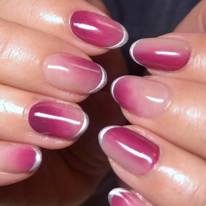 #ニュアンスネイル #nail salon PROTEA #ネイルブック