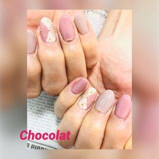#chocolate #アーガイルネイル #アーガイル  #キャンペーンネイル   #女子#チェック柄ネイル #春 #冬 #バレンタイン #ブライダル #chocolat214 #ネイルブック
