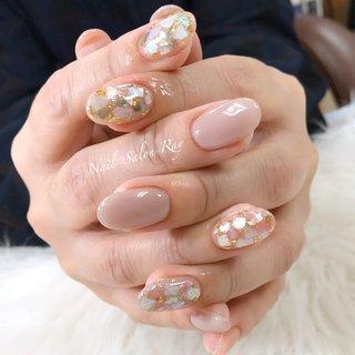 #ハンド #春ネイルデザイン #ネイルアート #ネイルデザイン #ネイル#シンプルネイル #ナチュラルネイル#アニマルネイル#nails #オフィスネイル #ジェルネイル #ray_nailsalon #ネイルブック