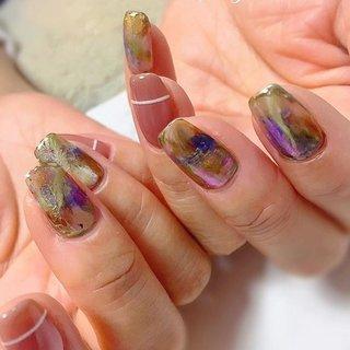". . ""Spring Nuance Art..."" . . センスが光る!春のニュアンス系だよ🤩💗 . #luxurynailvoila  #makihorita #nails  #nailstyles  #newnails💅  #nail  #nailstagram  #naildesign  #nailart  #squarenails  #springnails  #springnails2020  #jelnail  #fashionnails  #trendnails  #japannails  #koiwa #tokyonails  #ラグジュアリーネイルヴォアラ #小岩ネイルサロン  #小岩ネイル #春大人ネイル #春ネイル  #ニュアンスネイル  #春ニュアンスネイル  #スクエアネイル  #オシャレネイル #ファッションネイル #ネイル  #ネイルデザイン #Nailist maki #ネイルブック"