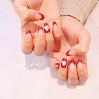 毎年定番の赤フレンチ💓 今年も可愛い☺️ . .  KOKOIST . . ✩✩————————————————————— 地爪の健康を第一に考え とことんお客様の爪と向き合います! . フォルムの美しさにとことんこだわった 丁寧な施術と、高い技術が人気のサロン◡̈*♡ ワンランク上の完成度を求める方に、選ばれています —————————————————————✩✩ . . [場所]長野県上田市中央6-16-5 落ち着いたオシャレな大人の空間です✩.*˚ . ▽▼▽▼▽▼▽▼▽▼▽▼▽▼▽▼▽▼▽ \ ネイルサロン クレアが選ばれる理由 / . ☑︎ 丁寧なケアで4週間以上のモチの良さ ☑︎ 引っかかり!浮きなし!ストレスフリー ☑︎ 特殊技法による仕上がりの美フォルム ☑︎ お爪が伸びても続く艶と綺麗なネイル ︎︎︎︎︎︎︎︎︎☑︎爪と皮膚に優しいアセトン不使用のオフ ☑︎本部認定講師による高技術な施術 ︎︎︎︎☑︎美しいケアとフォルムに自信あり . 〔ご予約・お問い合わせ〕 ☛ LINE ID / @nailcrea(@含む) ✉︎ nailcrea313@gmail.com DM 又は【メール】からも可能です。 24hいつでも受付中!お気軽にお問い合わせ下さい。 .  料金やメニューはネイルブックで詳しくご紹介しています◡̈*♡ ▶︎セミナー申込はインスタのプロフィールURLからアクセス可 ✩.*˚┈┈┈┈┈┈┈┈┈┈┈┈┈┈┈✩.*˚ ▫️開催セミナー 《深谷純子先生コラボ》 名古屋マニキュレーション 3月4日 ①② 3月19日 ③④ 5月21日 ⑤⑥ 6月12日 ⑦⑧ . 《ココイスト》 ❮上田開催❯ 3月5日18時~ベーシック 3月25日18時~スカルプチュア 4月3日18時~グラデーション 5月7日15時~デザイン 5月25日9時~チップオーバーレイ 5月25日13時~フィルイン1st . ❮東京開催❯ 3月30日 東京 グラデーション、フィルイン1st 4月9日 東京 スカルプ、チップオーバーレイ . 《大阪マニキュレーション》 5月20日 ①② 6月11日 ③④ 7月1日 ⑤⑥ 7月22日 ⑦⑧ . 《セルフ限定1dayセミナー》 3月1日 東京 6月13日 名古屋 7月2日 大阪 ✩.*˚┈┈┈┈┈┈┈┈┈┈┈┈┈┈┈✩.*˚ . #KOKOIST #kokoist #ココイスト #ココイストマスターエデュケーター #ココイストユーザーと繋がりたい #ココイストディプロマセミナー開催 #本部認定講師 #本部認定講師小川智恵 #ココイスト導入サロン長野 #ココイストセミナー #ココイスト大好き #フィルイン #フィルインセミナー開催 #マニキュレーションシステムで習えます #オフィスネイルが得意なサロン #ブライダルネイルが得意なサロン #シンプルネイル #ネイルケアに自信あり#スマートレーサ導入サロン #crea小川智恵 #ネイルブック