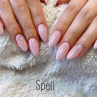 pink💅 ︙ #gelnail#gel#nailspell#nailstagrame #nailsalonspell #nails #春ネイル#ネイル#手描きアート#ジェルネイル#ネイルデザイン#ナイトグロウネイル#ネイルブック #kokoist#ネイル#上田市ネイルサロン#pinknails #ピンクネイル #nailSpell_azusa #ネイルブック