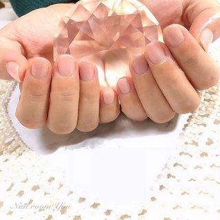 . お爪のピンクの部分が徐々に伸びてきてました☺️✨ クリア系カラーでちゅるんちゅるん💓 . ーーーーーーーーーーー♡ーーーーーーーーーー 【お爪に優しく長持ち☆フィルイン導入サロン】 . ❤︎アセトンを使用しないベース一層残し施術 ❤︎どこへ行っても持ちの悪い方 ❤︎お爪の薄い方 ❤︎深爪でお悩みの方 ぜひフィルインの技術をお試しください(*^^*) フォルムの美しさにもこだわり ひとりひとり丁寧に施術、接客致します☺️ お問い合わせ▶︎【@rdr8215x】@から入力 .ーーーーーーーーーーー♡ーーーーーーーーーー #フィルイン#フィルイン沖縄#フィルイン那覇#フィルイン導入サロン#nailroomyou#ネイル#ネイルサロン#個人サロン#プライベートサロン#プライベートネイルサロン#那覇#新都心#安謝#沖縄#okinawa#nail#ジェル#スカルプ#ハンドジェル#沖縄ネイルサロン#那覇ネイル#新都心ネイル#安謝ネイル#ネイル那覇ネイルブック#nailbook #yuka.h #ネイルブック
