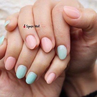 シンプル𓂃 ・ トレンドカラーのミントグリーンでふんわり春。  ベースはパラジェルで自爪削らず、フィルイン一層残し付け替えでアセトン不使用。自爪と肌に優しい施術。  お互いにお弁当作りが大変な毎日ですね…まだまだ続く😂  いつも有難うございます。 ・ ・ ・ ⚜︎ ⚜︎《HP》https://sympa-nail.amebaownd.com/ ⚜︎ ⚜︎ ・ ・ ・ #nails #naildesign #ネイルデザイン #黒川郡大和町 #泉区ネイルサロン #杜の丘 #杜の橋 #뷰티스타그램  #네일스타그램 #富谷 #fashion #吉岡 #beautiful #おしゃれさんと繋がりたい #l4l #大和町ネイルサロン#富谷ネイルサロン #成田 #明石台#パラジェル富谷#nailstagram #パラジェル登録サロン仙台 #美甲#followme#sympanail #maogel導入サロン宮城#フィルイン導入サロン#大和町ネイル#ワンカラーネイル#春ネイル #オールシーズン #ハンド #シンプル #ワンカラー #ピンク #グリーン #ジェル #お客様 #Sympa nail #ネイルブック