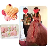 * #結婚式 #オーダーネイルチップ 妹の結婚式💗✨ * お色直しのドレスと 私が作ったネイルチップのカラーが ぴったりだった(๑✪ω✪๑)💗✨ 妹のイメージで作ったら イメージ通りのドレスを選んでたから😍💗 さすが姉妹ですよね(✿︎´ ꒳ ` )💗💗 * 妹の人生の素敵な記念の日に 私のネイルチップで過ごしてもらえて 本当に私も嬉しい限り( ᵒ̴̶̷̥́ ^ ᵒ̴̶̷̣̥̀ )💗 たくさん幸せわけていただきました😍 ありがとう🌹💗✨ おめでとう❤️💒💑💍💐 *  結婚式以外でも付けれるから またいいですよね(✿︎´ ꒳ ` )❤ *  #ジェルネイル #お花ネイル  #春ネイル #オーダーネイルチップ  #針金ネイル #花ネイル #結婚式ネイル #ネイルチップ #パステルネイル #ワイヤーネイル  #お出かけネイル #かわいい *  #相互フォロー希望 * #ネイル好きな人と繋がりたい  #足立区 #西新井 #足立区ママ  #足立区ネイルサロン #ママネイルサロン  #足立区自宅ネイルサロン #西新井大師前 徒歩7分です! #ネイルサロン #自宅ネイルサロン  #ネイル好き #西新井ネイルサロン #ジャニーズ好きな人と繋がりたい  #アニメ好きな人と繋がりたい  #声優好きな人と繋がりたい  #イベントネイル #バレンタイン #ブライダル #パーティー #デート #ハンド #フラワー #ワイヤー #ミディアム #ホワイト #ピンク #パステル #ジェル #ネイルチップ #Hello! Nail Salon #ネイルブック