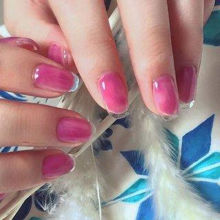 ". . ""clear french nails"" . . #luxurynailvoila  #makihorita #nailsalon  #jelnail  #clearnails  #sculpturenails  #japannails  #tokyonails  #nail  #nails  #springnails  #naildesign  #nailart  #nailstagram  #fashionnails  #beauty  #ラグジュアリーネイルヴォアラ #小岩ネイル #小岩ネイルサロン #クリアフレンチネイル  #春コーデ  #春ネイル  #ネイル  #ネイルコーデ  #ファッションネイル #オシャレネイル #クリアネイル  #大人ネイル #美甲  #네일 #Nailist maki #ネイルブック"