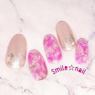 大田原定額ネイルサロン Smile☆nailのyukariです(*^^*) お待たせ致しました🙌 4月のセレクトコースデザイン出来ました✨  桜をイメージしたデザインです🌸 大好きな蜷川実花さんの桜の写真を見て閃きました💡  沢山のオーダーお待ちしてます😊 ☆,。・:*:・゚'☆,。・:*:・゚'☆,。・:*:・゚' ご予約は#ネイルブック 又は プロフィールのURLから☆ 是非【Nail book】アプリをご利用下さい❤️ ☆,。・:*:・゚'☆,。・:*:・゚'☆,。・:*:・゚' ラクマでピアス ミンネでネイルチップを販売してます ٩( ᐛ )و  ネイルチップ→ミンネ https://minne.com/5116ykr (スマイルネイルで検索‼︎) ピアス→ラクマ https://fril.jp/shop/Smile_bijou (スマイルビジュー ネイリストで検索‼︎) ☆,。・:*:・゚'☆,。・:*:・゚'☆,。・:*:・゚' #smilenail #スマイルネイル #大田原市ネイルサロン #大田原市ネイル #大田原ネイルサロン #大田原ネイル #大田原定額ネイル #那須塩原ネイル #那須塩原ネイルサロン #ネイルサロン #西那須野ネイルサロン #お洒落ネイル #個性派ネイル #派手カワネイル #オーダーチップ #nailpicbeaut #美爪 #ミンネ #minne #nailbook #ネイリスト仲間募集 #ネイル好きな人と繋がりたい #春ネイル #4月ネイル #ニナミカネイル #桜ネイル #さくらネイル #サクラネイル #ピンクネイル #春 #卒業式 #入学式 #デート #ハンド #ラメ #フラワー #たらしこみ #ニュアンス #ミディアム #ホワイト #ピンク #ジェル #ネイルチップ #Smile☆nail #ネイルブック