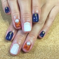 #Nailbook #HappyColors #ネイルブック
