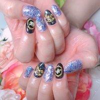 #nail&eyelash chouchourouge #ネイルブック