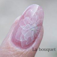 #La bouquet ウサミレナ #ネイルブック