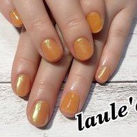 #Nail Salon laule'a #ネイルブック