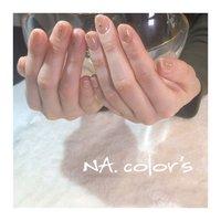 beige×brown nail×スタッズ祭り ・ ・ ジェルネイルが久しぶりのお客様。美爪さん💅・ ・ ・ 長さは今回バラバラで。 ・ ・ ベースのカラーは3色混ぜて作っています。最近は、ほとんどお客様の肌や要望に合わせて色を作らせてもらってます。・ ・ それが楽しい💕 ・ ・ ありがとうございます😊💕  ・ ・ NA.color 's ・ ------------------------------------------ 爪を大切に安心して付け替えが出来るフィルイン導入サロン・ ・ ♣︎ご予約はプロフィール画面よりお願いします @nailsalon_na.colors ・ ♣︎お問い合わせはこちらよりお願いします LINE ID→@jsw8391c(@を付けて検索) TEL→050-3627-5620 ・ ・ #フィルイン #精華町ネイルサロン #プライベートサロン  #癒しの空間 #ジェルネイル #パーソナルカラー診断 #ショートネイル #シンプルネイル #パラジェル #ココイスト #精華町 #新祝園駅 #祝園 #奈良市 #木津川市 #高の原 #NAcolors  #ナカラーズ ----------------------------------------- #オールシーズン #デート #女子会 #ハンド #ワンカラー #ニュアンス #ミディアム #ベージュ #ブラウン #ジェル #お客様 #NA.colo's ナカラーズ #ネイルブック
