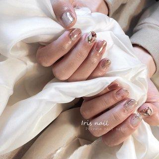 #春 #入学式 #デート #女子会 #ハンド #nail room iris. #ネイルブック