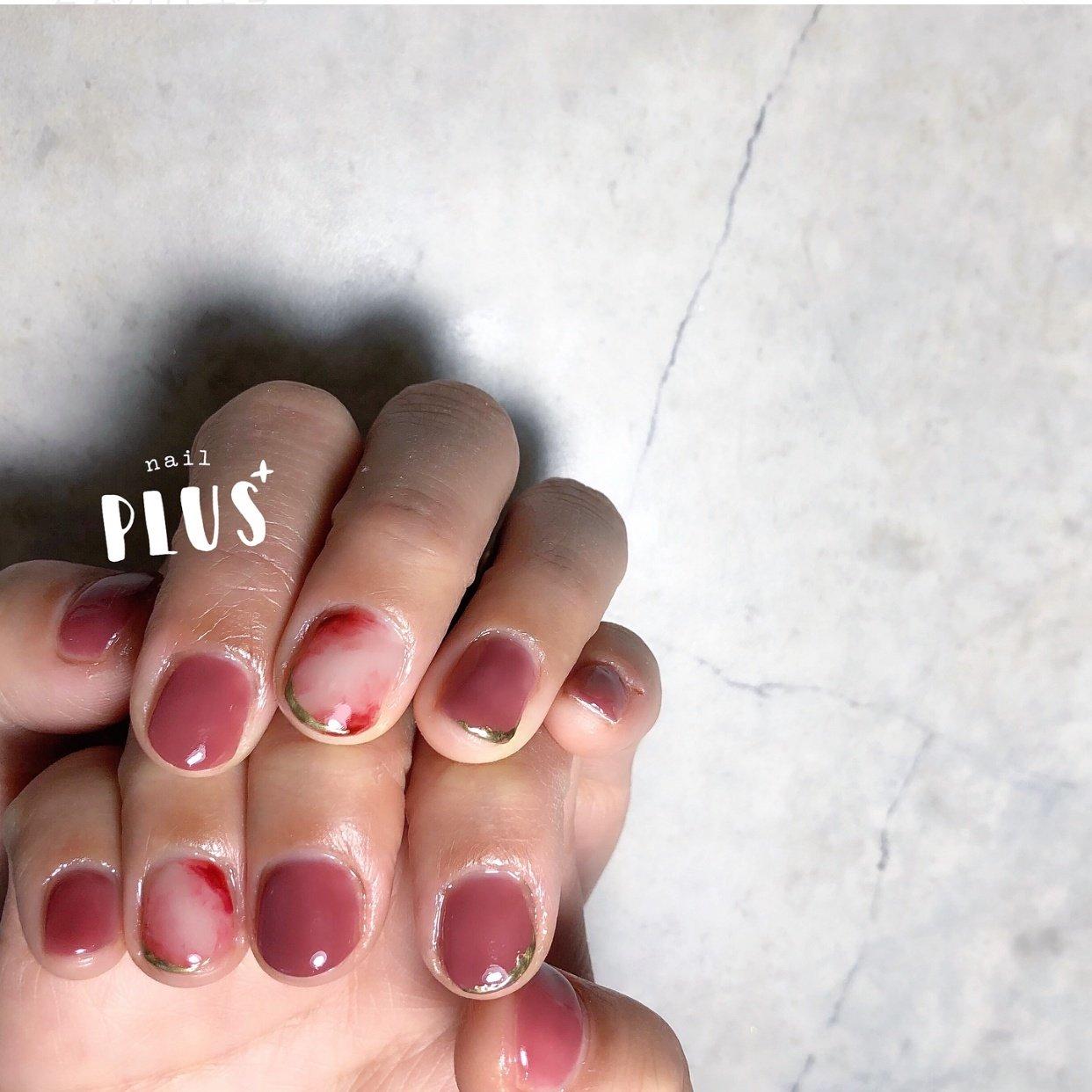 #nailPLUS #ネイルブック