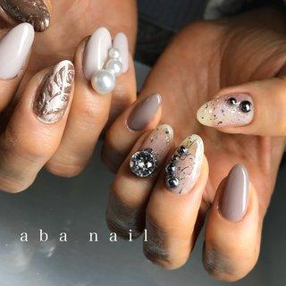 _  いつもありがとうございます!✨ #シンプルネイル#nail#nails#名古屋ネイルサロン#nailstagram#eye#美甲#春ネイル#ニュアンスネイル#名古屋サロン#blue#art#artwork#artist#artistry#artworks#ネイル#art#nailfashion#nailscompetition#competition#instagood#instafashion#instapic#春ネイル2020#ネイル サロン #春 #夏 #オールシーズン #ハンド #シンプル #ワンカラー #フラワー #ミディアム #ベージュ #ピンク #ゴールド #ジェル #tae_nail #ネイルブック
