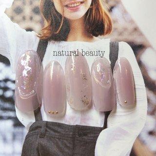 #クリアミラーネイル #ミラーネイル#ニュアンスネイル #春 #女子会 #ハンド #ニュアンス #ミラー #ミディアム #ピンク #naturalbeauty #ネイルブック