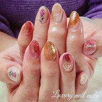 ". . ""tulip art..."" . . 🌹🌹🌹 . . #luxurynailvoila  #makihorita  #koiwa  #nailsalon  #japannail #tokyo  #nail #nails  #naildesign  #nailart  #nailstagram  #jelnail  #nuancenail  #tulipnails  #handdrawing  #fashion  #beauty  #springnails  #ラグジュアリーネイルヴォアラ #プライベートネイルサロン  #小岩ネイルサロン  #小岩ネイル #江戸川区ネイルサロン  #春ネイル  #チューリップネイル  #手描きネイル  #ニュアンスネイル  #大人ネイル #大人可愛いネイル  #ネイル #Nailist maki #ネイルブック"