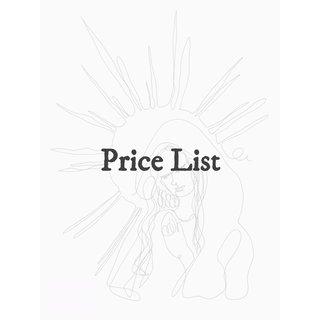 メニュー表です ☽︎︎.*·̩͙  時間制で、アートやデザインにより30分¥1000で追加可能です!  お爪を痛ませない施術、オプションメニューを充実させています(ू ੭•͈ω•͈)੭。.゚♡  #ニュアンスネイル#埼玉ネイルサロン#やり放題 #Nail.SOLMARIA #ネイルブック
