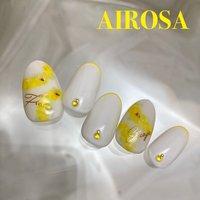 #airosa #ネイルブック