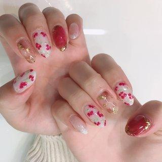 #筑西市ネイルサロン #ネイルピオニー#ネイルデザイン #春ネイル #nail_peony #ネイルブック