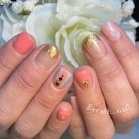 #maco♡Breath_nail #ネイルブック