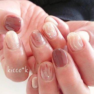 遊び心ネイル(๑˙ت˙๑)✨ #ミラーネイル  #針金ネイル #ワンカラーネイル  お持ち込み画像を参考に アレンジ😉  #nail #nails #nailsalon #instanails #nailswag #nailstagram #nailart #naildesign #gelnails #manicurist #ネイル #ネイルデザイン #大人ネイル #ジェルネイル #ネイルサロン #八潮市 #八潮ネイル #八潮ネイルサロン #足立区ネイルサロン#北千住ネイルサロン #六町ネイル #三郷ネイル #草加ネイル #自宅サロン #kicco_k #オールシーズン #デート #女子会 #ハンド #ワンカラー #ニュアンス #ミラー #ショート #ボルドー #シルバー #ジェル #お客様 #kicco_k.nail #ネイルブック