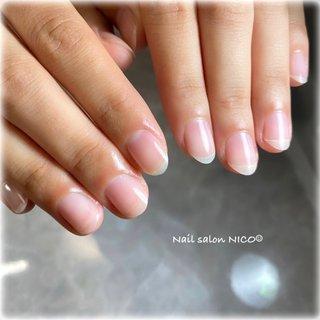 ネイルケア💅💞 #ネイルサロン #甘皮ケア #ネイルケア #艶ネイル #nail #nails #nailcare #nailsalon #世田谷ネイル #ネイルブック #ネイルブック掲載店 #オールシーズン #お客様 #Nail Salon NICO☺︎ #ネイルブック