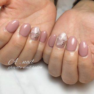 オフィスネイル💅 いつもありがとうございます♡♡ . . . . . ❥┉┉┉┉┉┉┉┉┉┉┉┉┉┉┉┉ 滋賀県大津市瀬田のプライベートサロン . 𝐴 . 𝑛𝑎𝑖𝑙 𝑝𝑟𝑖𝑣𝑎𝑡𝑒𝑛𝑎𝑖𝑙𝑠𝑎𝑙𝑜𝑛 ♔ 𝑁𝑎𝑖𝑙 𝑏𝑜𝑜𝑘オススメ認定サロン♔ .  フィルイン *自爪を削らないジェル使用(自爪を傷ませにくい)による付け替えでペラペラになりません♡  𝑁𝑎𝑖𝑙 𝑏𝑜𝑜𝑘よりご予約お待ち致しております。 . #フィルイン #フィルイン一層残し #ジェルネイル #ネイル #ネイルデザイン #自爪 #大理石ネイル #天然石ネイル #シェルネイル #ピンクネイル #春ネイル #nail #nails #nailart #newnail #instagood #instanails #滋賀美容 #滋賀ネイルサロン #滋賀ネイル #瀬田ネイルサロン #プライベートサロン #maogel導入サロン #followme #オフィスネイル #春 #オールシーズン #ハンド #シンプル #シェル #大理石 #ニュアンス #ホワイト #ピンク #グレージュ #ジェル #お客様 #A . nail ~private nailsalon ~ #ネイルブック