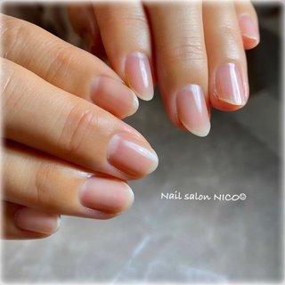 ネイルケア💅💞本日お二人目 #ネイルサロン #甘皮ケア #ネイルケア #艶ネイル #nail #nails #nailcare #nailsalon #世田谷ネイル #ネイルブック #ネイルブック掲載店 #オールシーズン #オフィス #お客様 #Nail Salon NICO☺︎ #ネイルブック