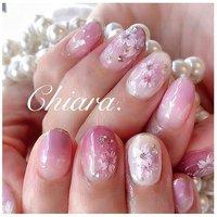*    #桜ネイル 🌸💍♡ (スライド4枚目にMovie有📹💋♥︎)     #nails#nailart#japannail#cute#beautiful#beauty#pinknails#pink#sakura#flowernails#nailbook#naildesign#美爪#美甲#春ネイル#春コーデ#ピンクネイル#ピンク#桜ネイル#桜#お花見ネイル#手描きアート#手描きネイル#ピンクグラデーション#キラキラネイル#ネイルブック#ネイルデザイン#ネイル#chiaranails        Instagram → yochan4.nail #春 #卒業式 #入学式 #グラデーション #フラワー #ピンク #YokoShikata♡キアラ #ネイルブック